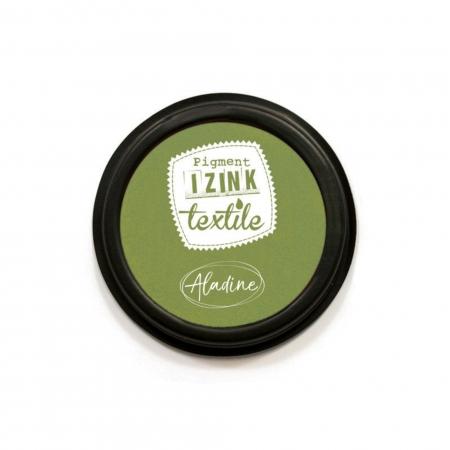Encreur textile Izink vert absinthe