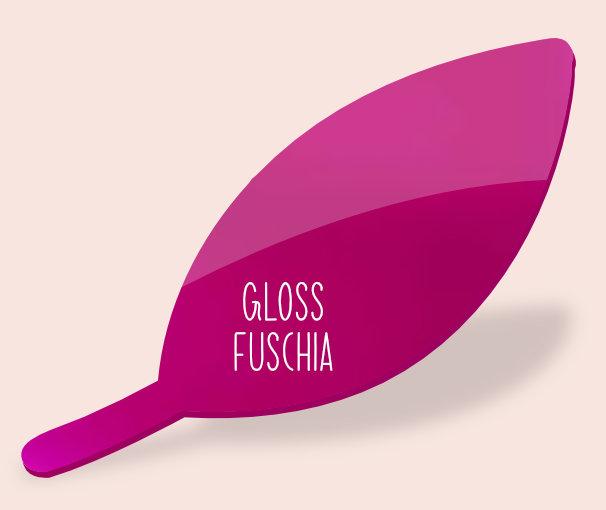 Gloss fuschia